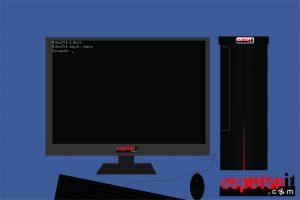 dan berikut cara install mikrotik di komputer