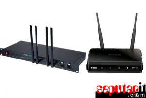 perbedaan wireless access point dengan wireless router