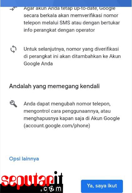 berikut tutorial cara membuat akun google play