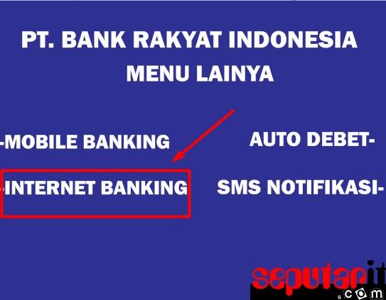 ini dia cara daftar internet banking bri online