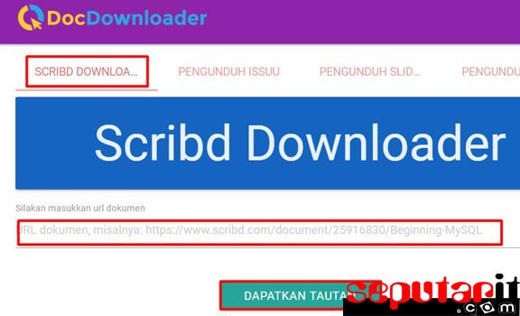 ini dia cara download academia,scribd tanpa daftar