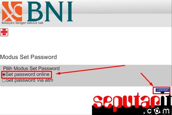 ini dia cara masuk internet banking bni yang lupa password