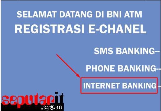 ini dia cara daftar internet banking bni via hp
