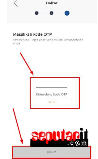 ini dia cara mudah daftar regisrasi aktivasi brimo online di hp