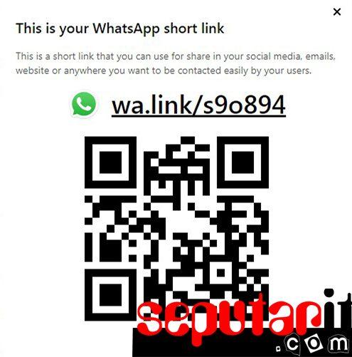 ini cara membuat link ke nomor whatapp
