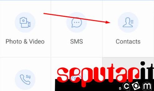 ini cara mengembalikan kontak dengan aplikasi mobisaver