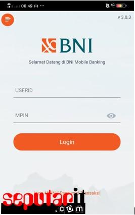 ini loh cara ttransfer mobile banking bni ke bri