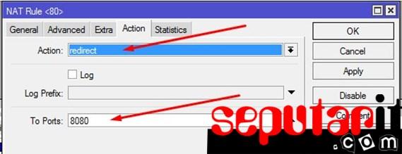 ini cara blokir situs website menggunakan web proxy