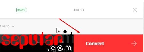 ini cara mengubah tulisan dalam gambar jadi file docx