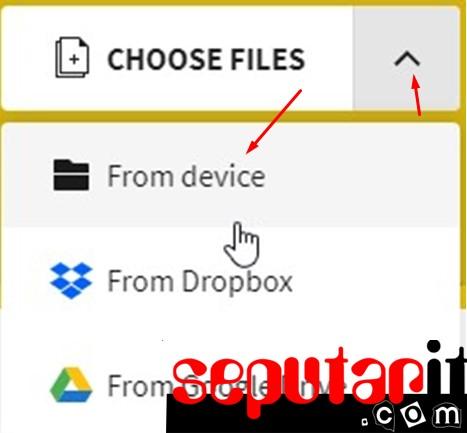 cara ubah gambar jadi pdf