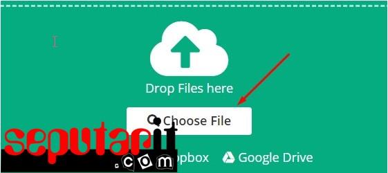 ini cara membuat file pdf dari wordpad