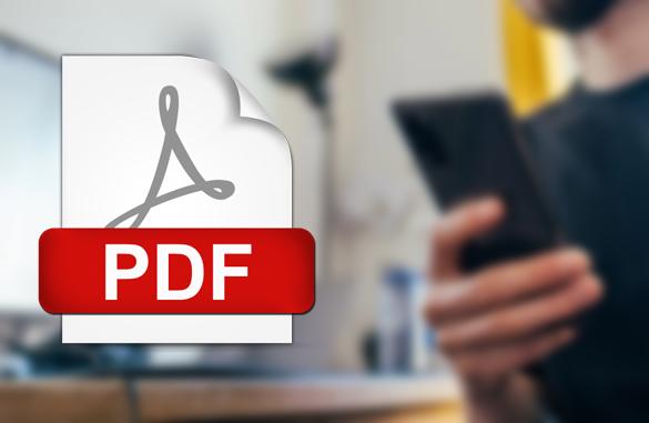 cara membuat file pdf di hp dan laptop