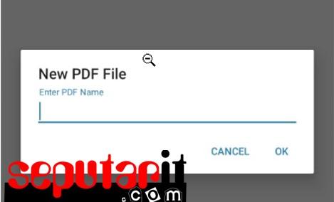 ini cara membuat file pdf menggunakan pdf creator