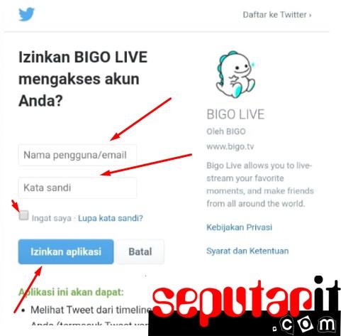 ini cara mengembalikan akun bigo live yang hilang lewat twitter