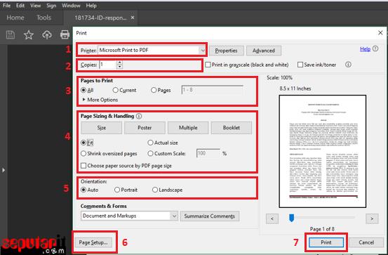 ini dia cara mencetak dokumen pdf