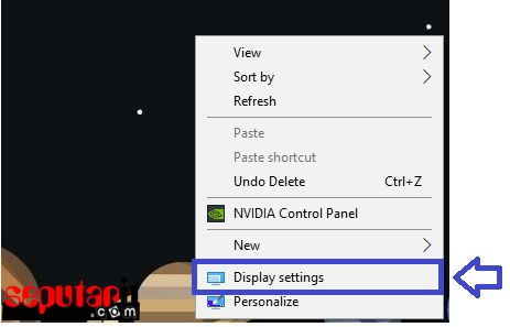 inilah cara mengatur brightness layar laptop windows 10