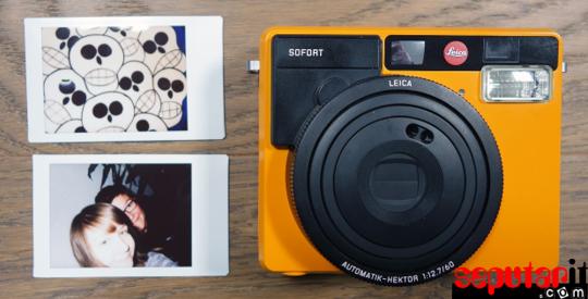 ini dia Leica Sofort