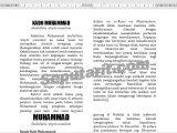 Cara Membuat columns di Microsoft Word