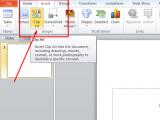 Menambahkan Gambar atau Clip Art Pada Microsoft Power Point