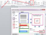 cara membuat bingkai frame di microsoft word 2007 dan 2010 1