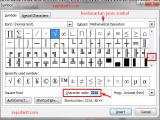 cara menambahkan simbol pada microsoft word