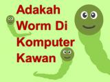 caranya mengatasi virus worm di komputer