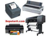 ini Sejarah printer dan jenis jenis printer