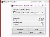 langkah mudah mengecilkan ukuran file dengan winrar atau mengkompres file